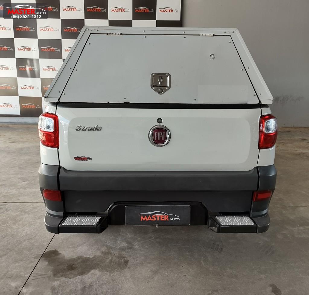 Fiat Strada Working 1.4 mpi Fire Flex 8V CS 2018